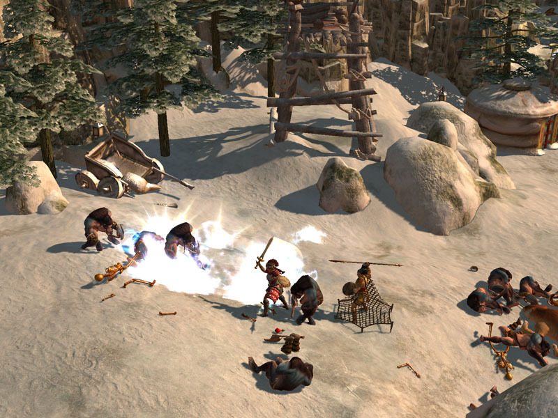Titan Quest for PC Games image