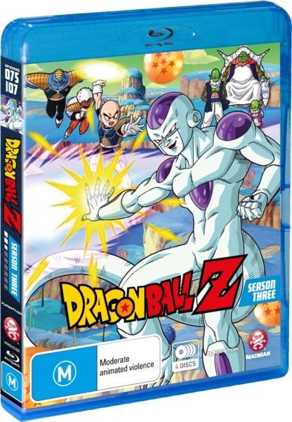 Dragon Ball Z - Season 3 on Blu-ray image