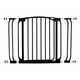 Dreambaby Chelsea Doorway Security Gate & Extension Set - Black