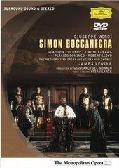 Verdi: Simon Boccanegra on DVD