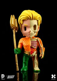 "DC Comics: Aquaman - XXRAY 4"" Vinyl Figure"