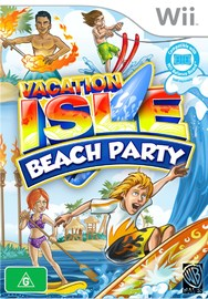 Vacation Isle: Beach Party for Nintendo Wii