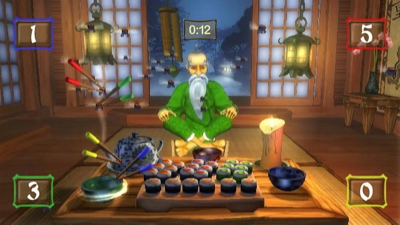 Ninja Reflex for Nintendo Wii image