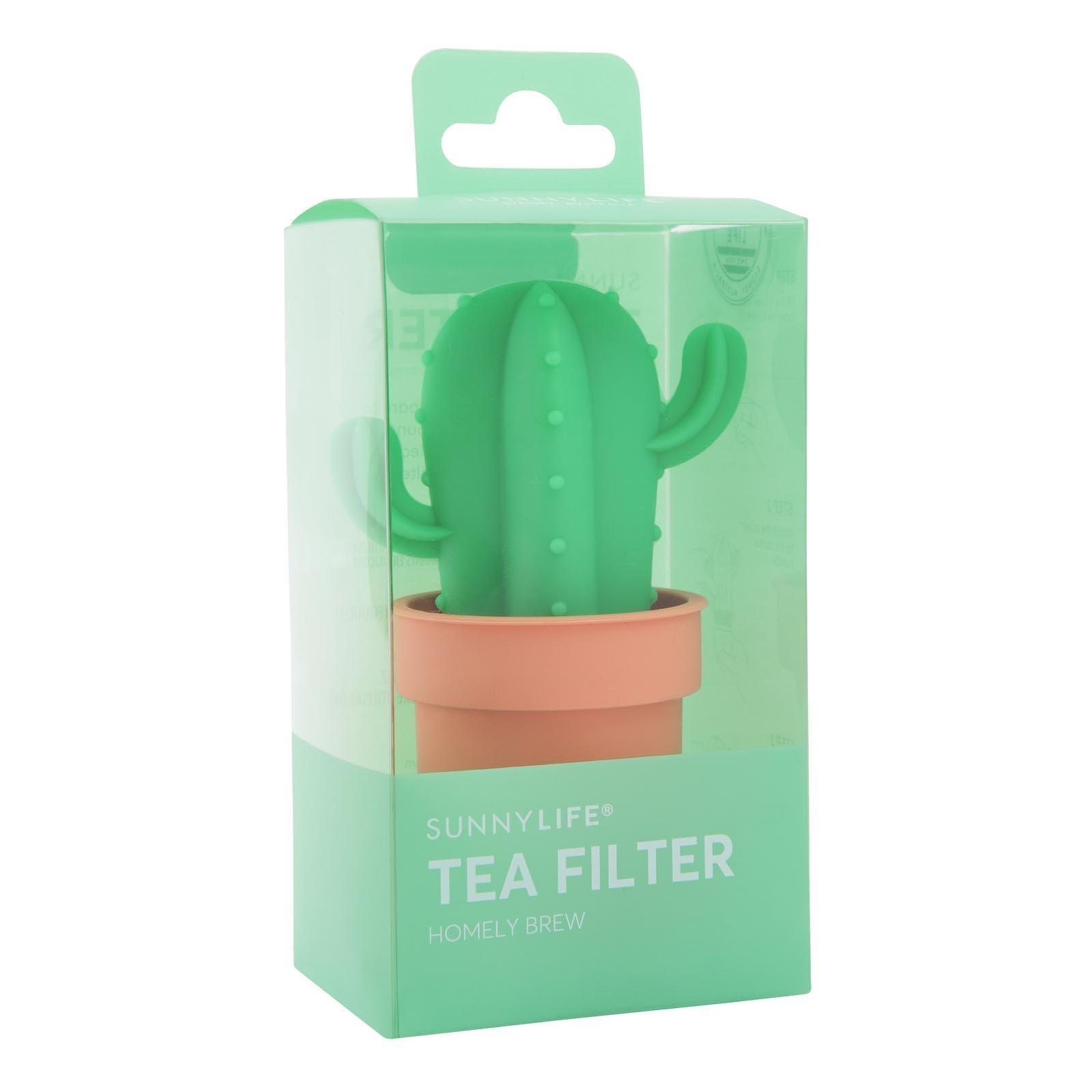 Sunnylife Cactus Tea Filter image
