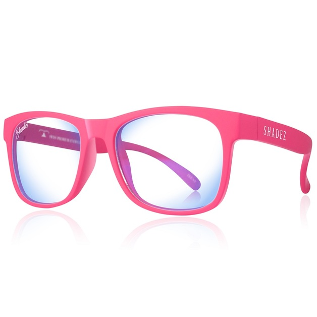 Shadez: Blue Light Filter Glasses - Pink (3-7 Years)