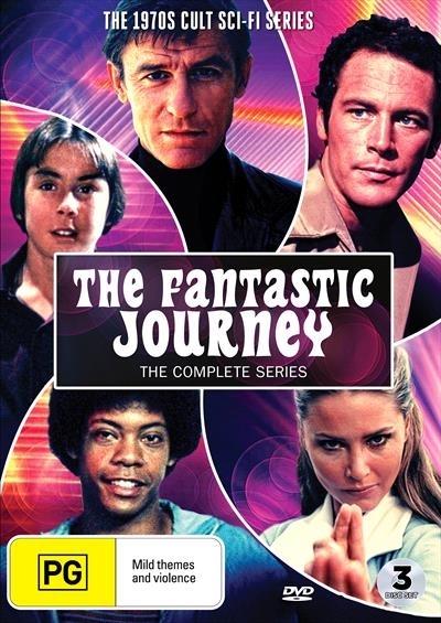 The Fantastic Journey on DVD