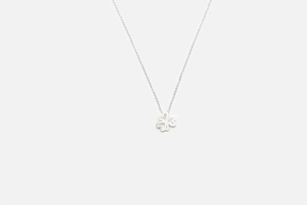 Stilen: Patrick silver necklace