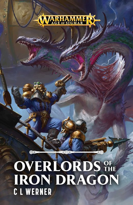 Overlords of the Iron Dragon by C.L. Werner