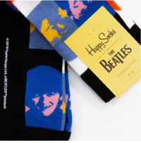 Happy Socks: Beatles All Together Now Sock 41-46