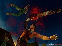 Evil Dead: Regeneration for PlayStation 2 image