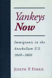 Yankeys Now by Joseph P. Ferrie image