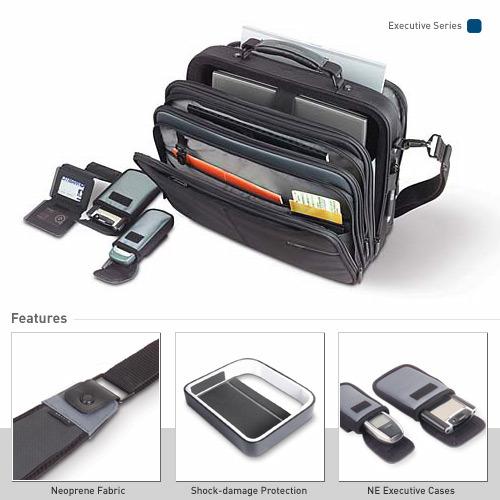 Belkin NE-02 Notebook XL Case (Executive Series)