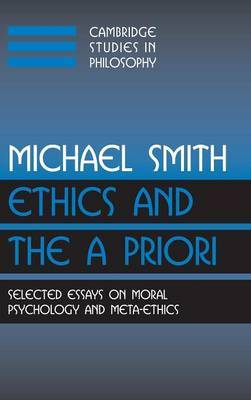 Cambridge Studies in Philosophy by Michael Smith image