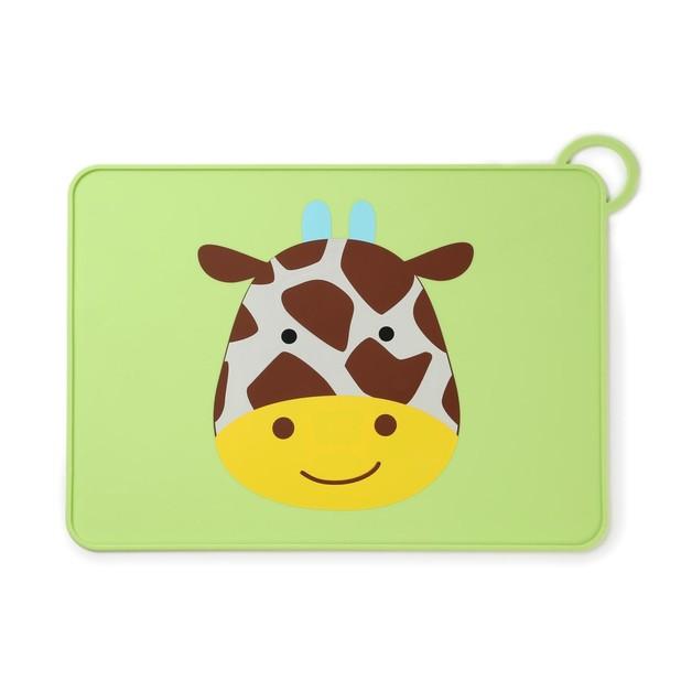 Skip Hop: Zoo Fold&Go Placemat - Giraffe
