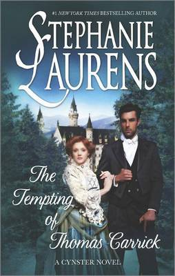 The Tempting of Thomas Carrick by Stephanie Laurens image
