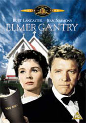 Elmer Gantry on DVD