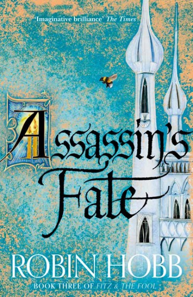 Assassin's Fate by Robin Hobb image