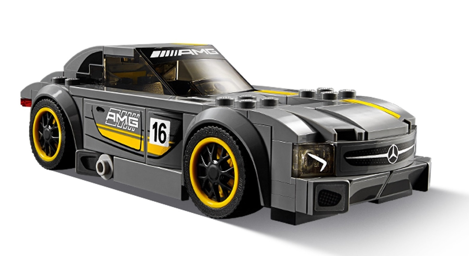 lego speed champions mercedes amg gt3 75877 toy at. Black Bedroom Furniture Sets. Home Design Ideas