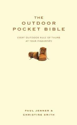 The Outdoor Pocket Bible by Paul Jenner image