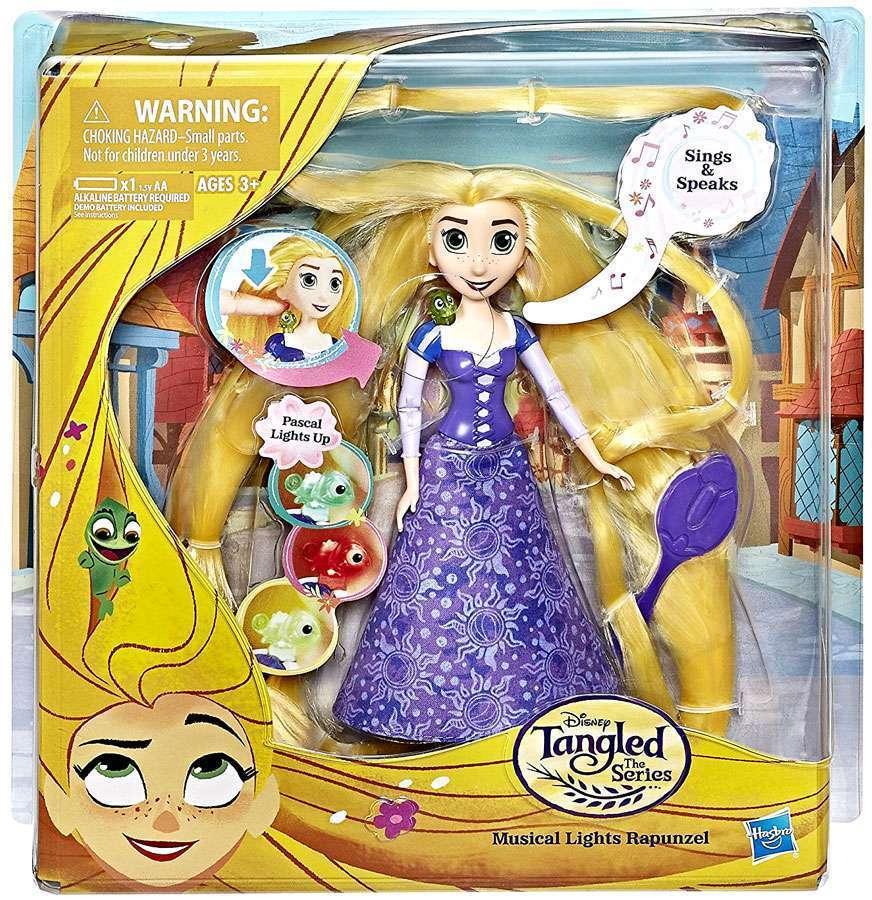 Disney Princess: Tangled - Rapunzel Musical Story Figure image