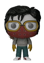 Stranger Things S2: Steve (Upside Down Ver.) - Pop Vinyl Figure