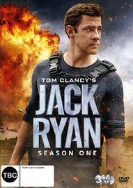 Jack Ryan Season 1 on DVD image