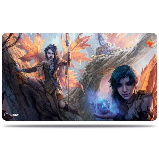 Ultra Pro: Magic The Gathering Playmat: Throne of Eldraine Fae of Wishes