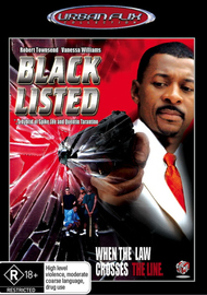 Black Listed (Urban Flix Collection) on DVD image