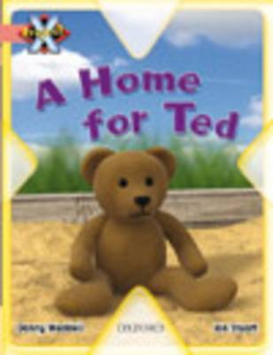 Project X: My Home: a Home for Ted by Danny Waddell image