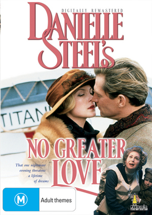 Danielle Steel: No Greater Love on DVD image