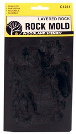 Woodland Scenics Layered Rock Mold