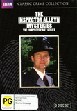 The Inspector Alleyn Mysteries - The Complete First Series on DVD
