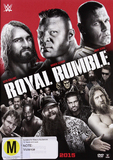 WWE Royal Rumble 2015 DVD