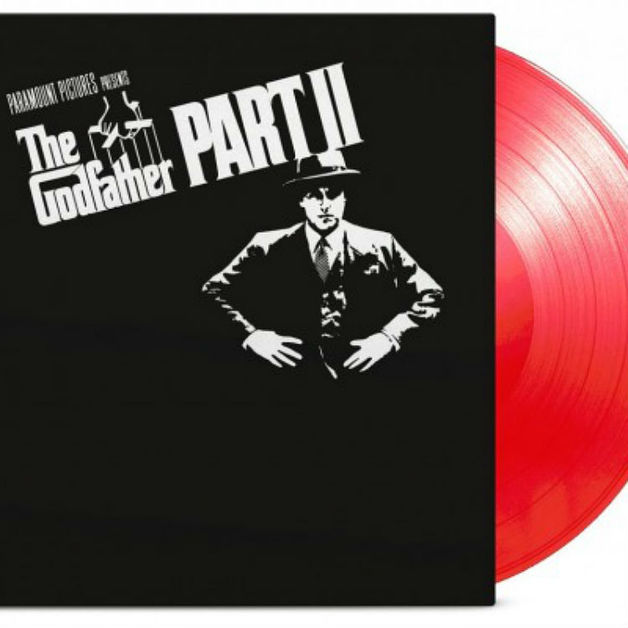 Godfather Pt.2 (LP) by Various Artists