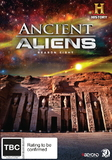 Ancient Aliens - Season 8 on DVD