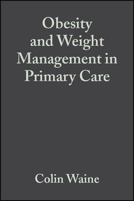 Obesity and Weight Management by Colin Waine image