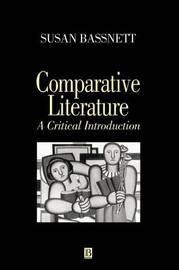 Comparative Literature by Susan Bassnett image