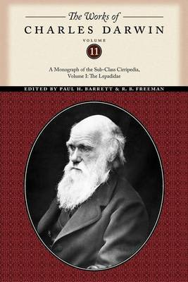 The Works of Charles Darwin, Volume 11 by Charles Darwin