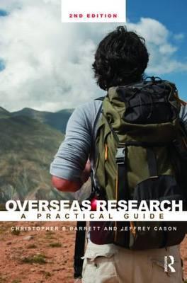 Overseas Research II by Christopher B. Barrett