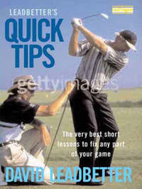 Leadbetter's Quick Tips by David Leadbetter image