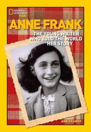 Anne Frank by Ann Kramer