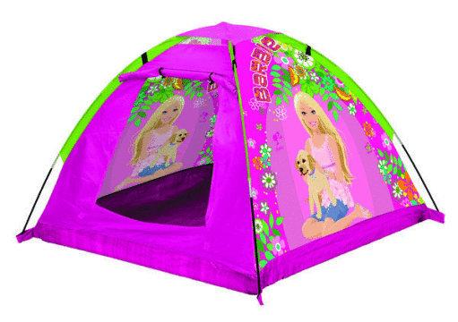 Barbie Play Tent image ...  sc 1 st  Mighty Ape & Barbie Play Tent Images at Mighty Ape Australia