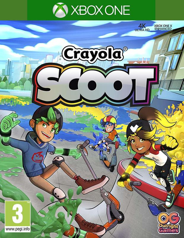 Crayola Scoot for Xbox One