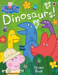Peppa Pig: Dinosaurs! Sticker Book by Peppa Pig