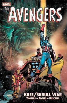 Avengers: Kree/skrull War by Marvel Comics
