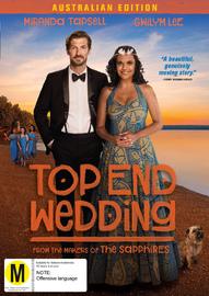 Top End Wedding on DVD
