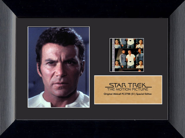FilmCells: Mini-Cell Frame - Star Trek (The Motion Picture)