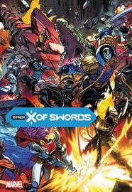 X Of Swords by Jonathan Hickman