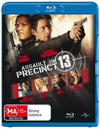 Assault On Precinct 13 on Blu-ray