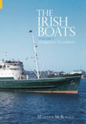 The Irish Boats Volume 1 by Malcolm McRonald image